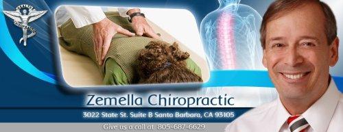Santa Barbara Chiropractor Dr Paul Zemella